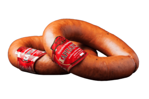 Carpathian Sausage with Pork and Beef