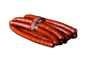 Hunter's Sausages with Pork and Beef